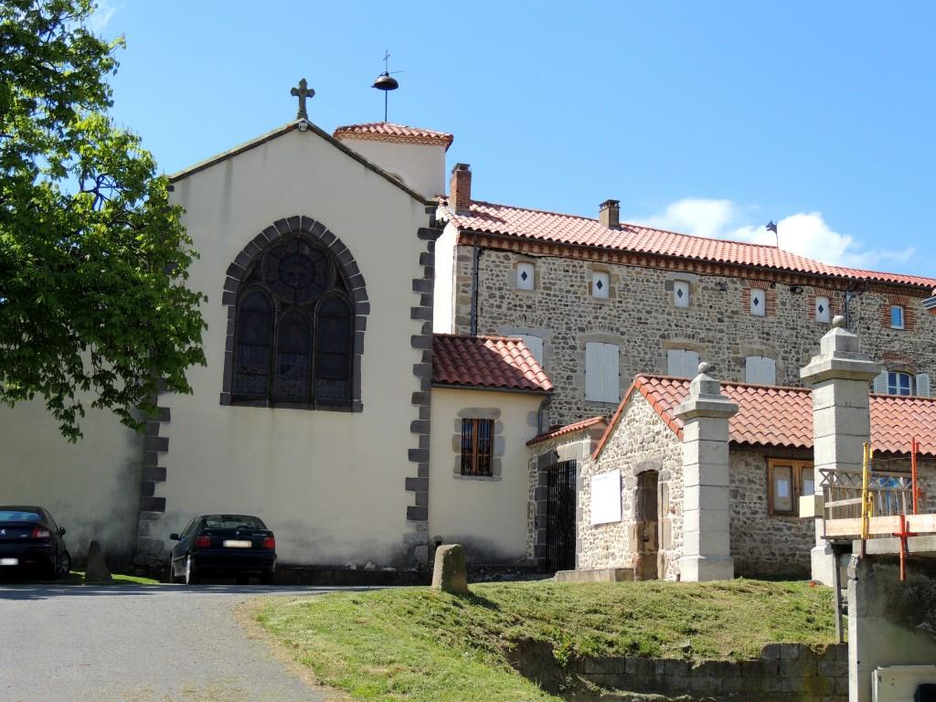 La Chapelle sur Usson 20