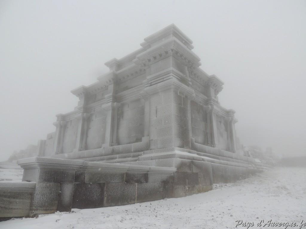 Puy-de-Dôme Temple de Mercure 15-10