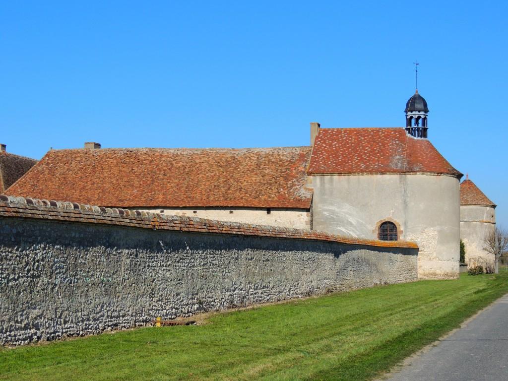 Neuvy 9 Château du Vieux-Melay 4