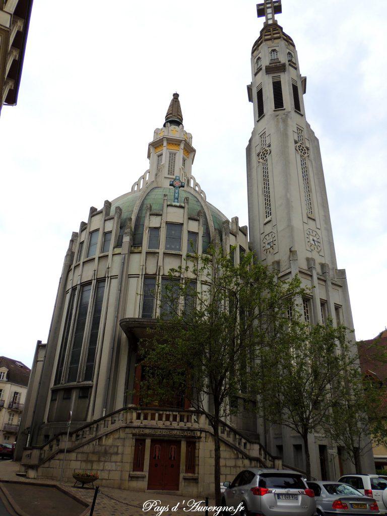 Vichy 13 - Eglise Saint-Blaise