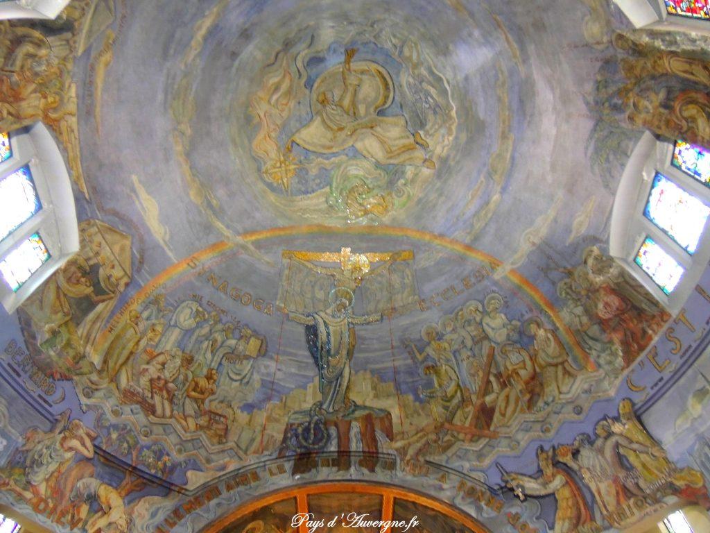 Vichy 15 - Eglise Saint-Blaise