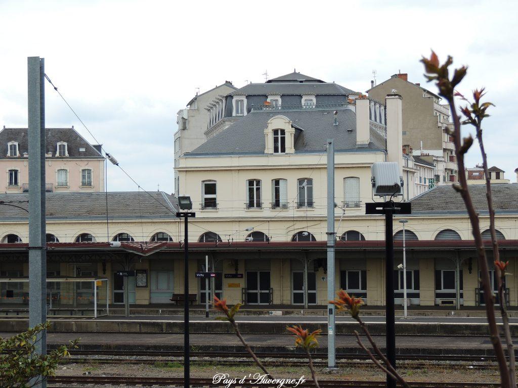 Vichy 171 - Gare