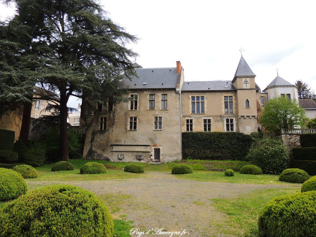 Vichy 175 - Chastel Franc