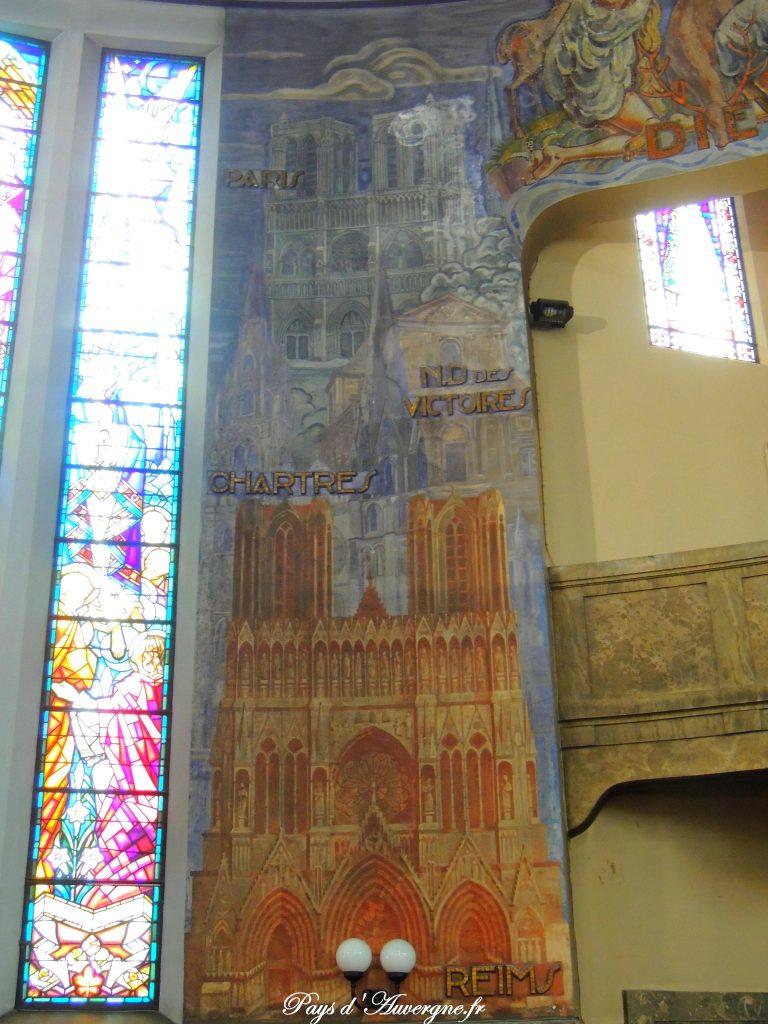 Vichy 24 - Eglise Saint-Blaise