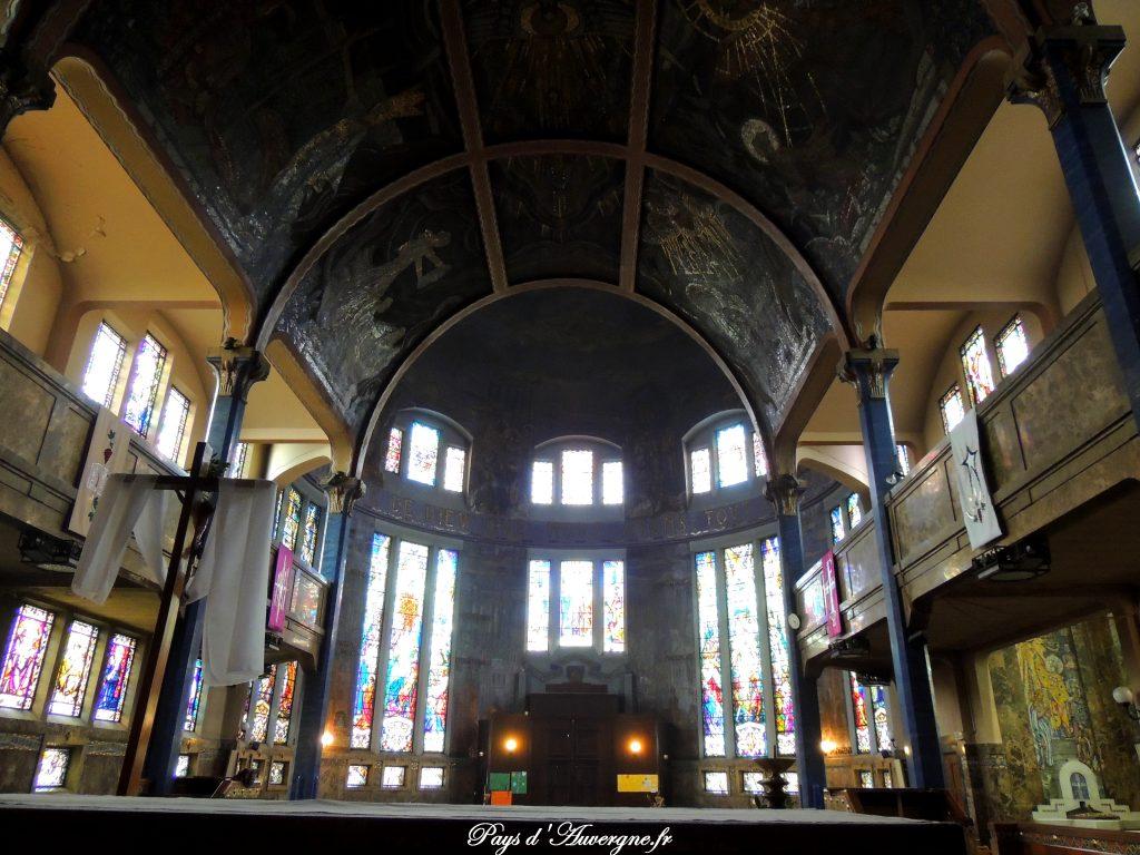 Vichy 25 - Eglise Saint-Blaise