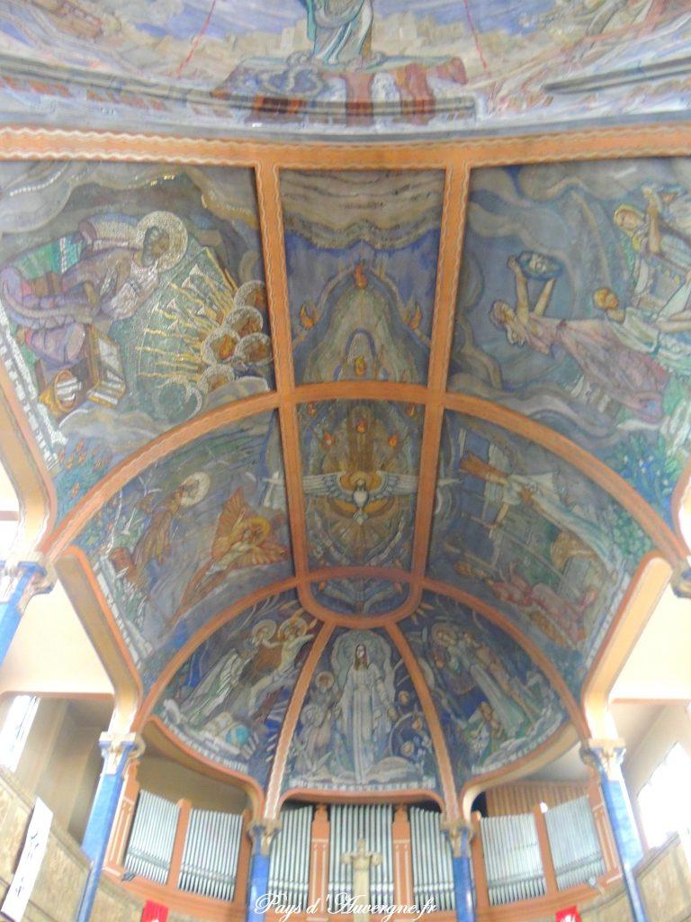 Vichy 31 - Eglise Saint-Blaise