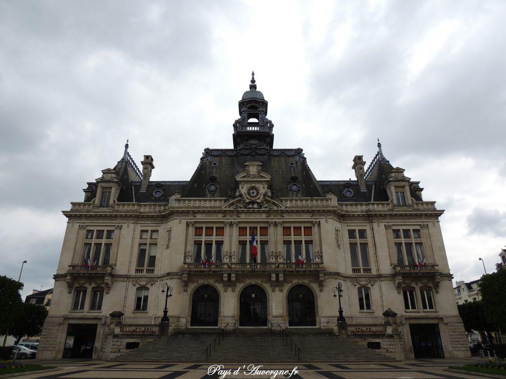 Vichy 4 - Mairie
