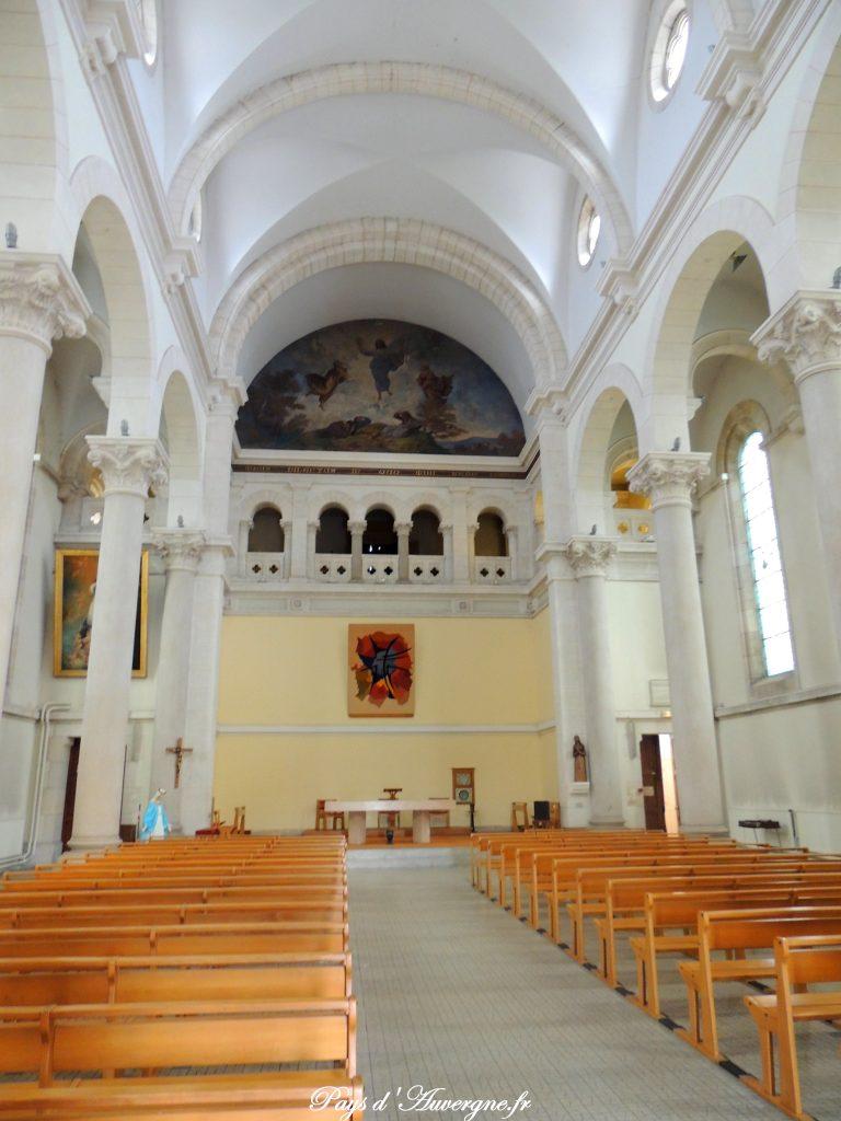 Vichy 42 - Eglise de l'hopital