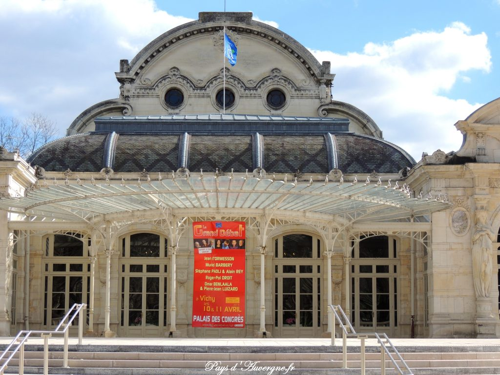 Vichy 50 - Opéra