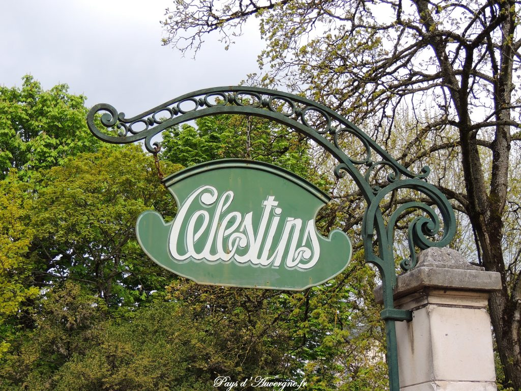 Vichy 63 - Source des Célestins