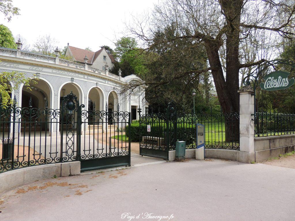 Vichy 65 - Source des Célestins
