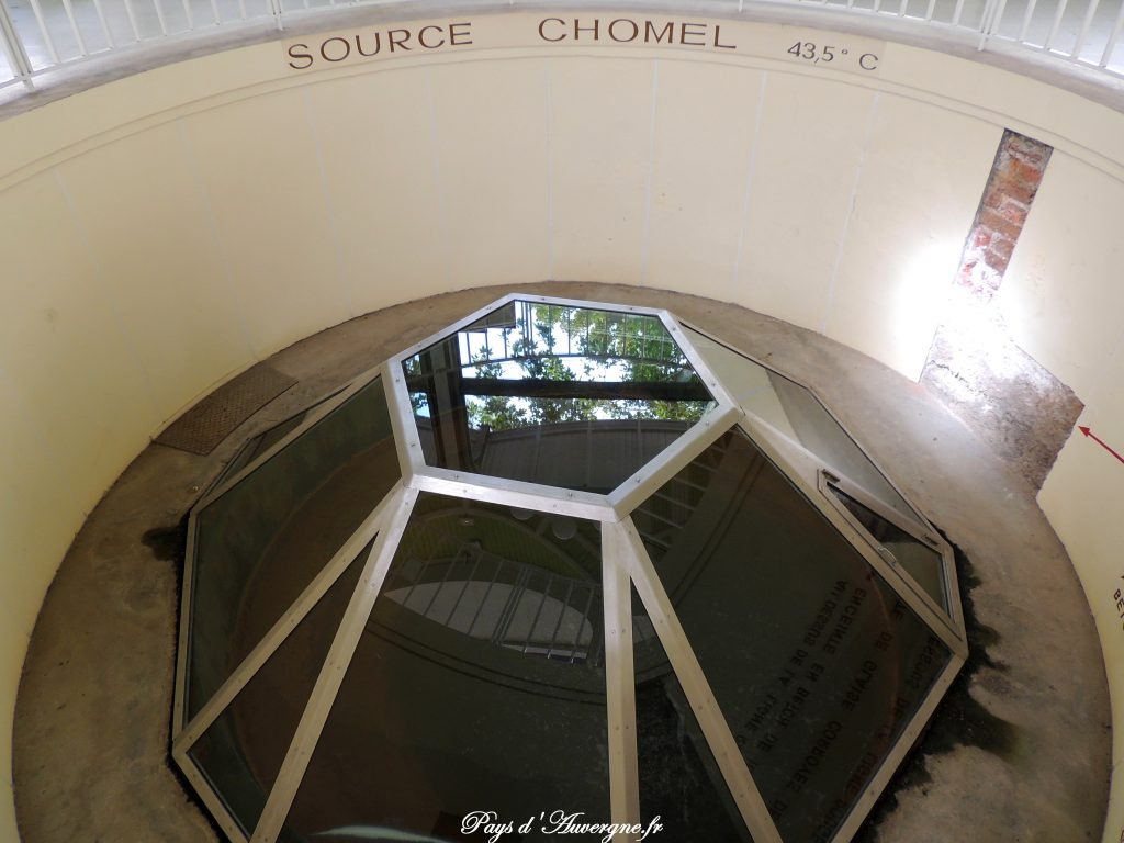 Vichy 91 - Halle des Sources