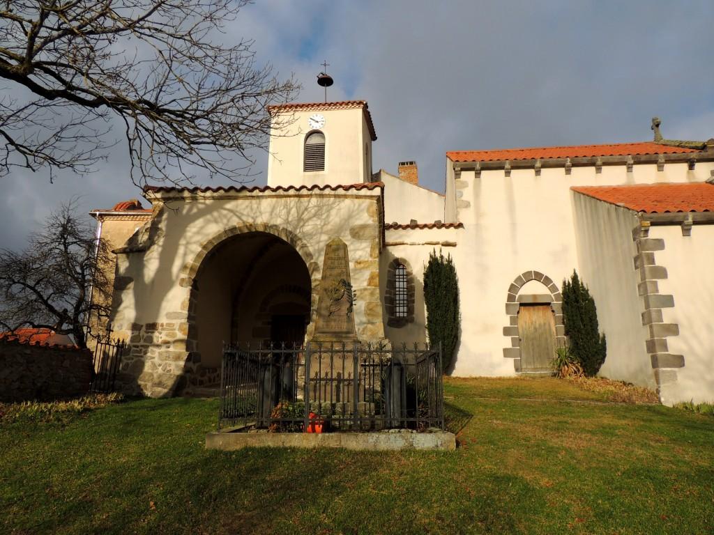 La Chapelle sur Usson 1