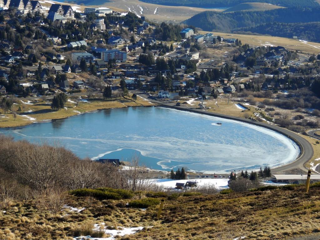 Super-Besse 17 Lac des Hermines