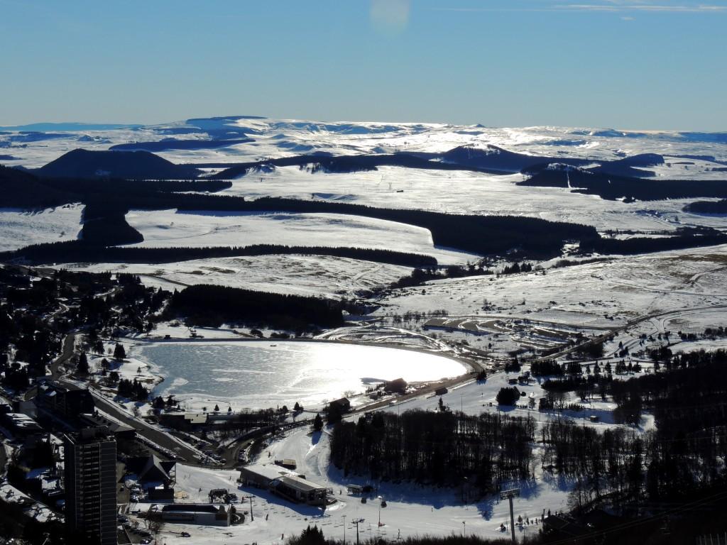 Super-Besse 19 Lac des Hermines