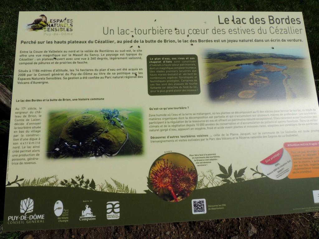 Lac des Bordes - Compains - 1