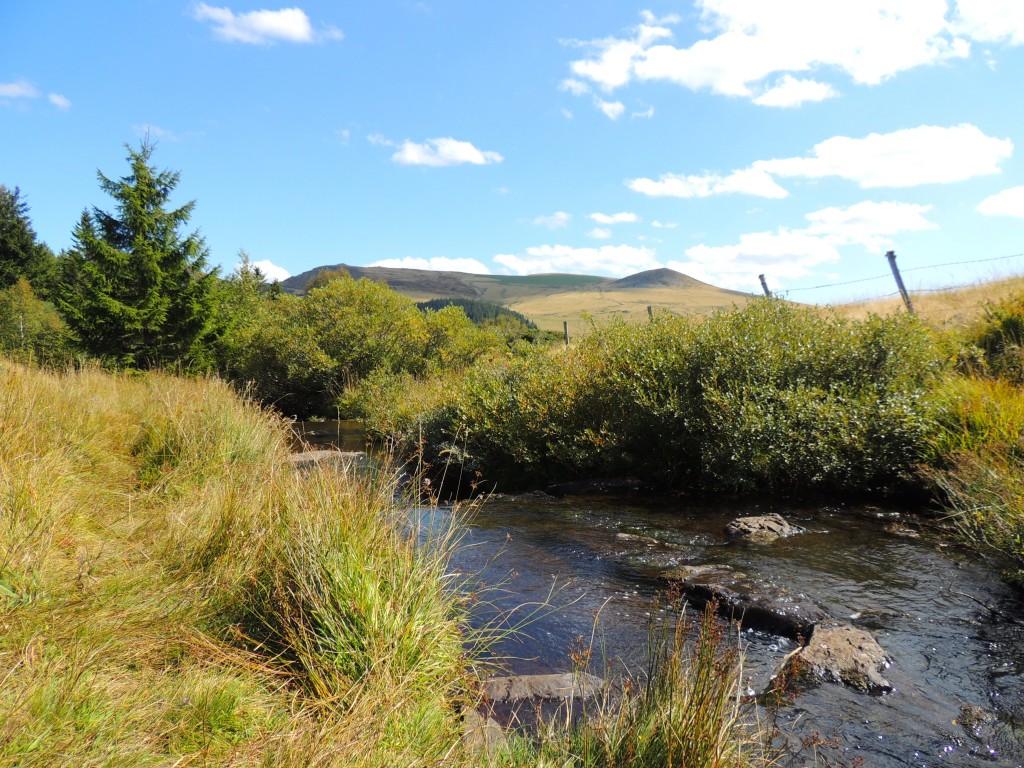 Cascade du Guery 13 ruisseau des mortes