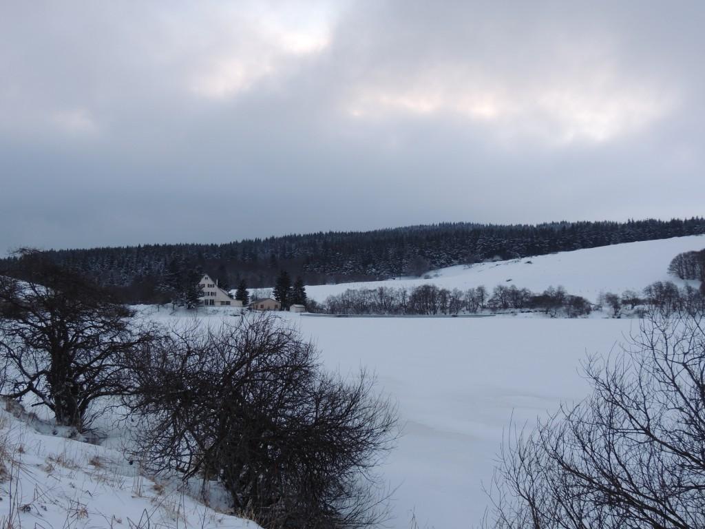 Lac du Guery 60