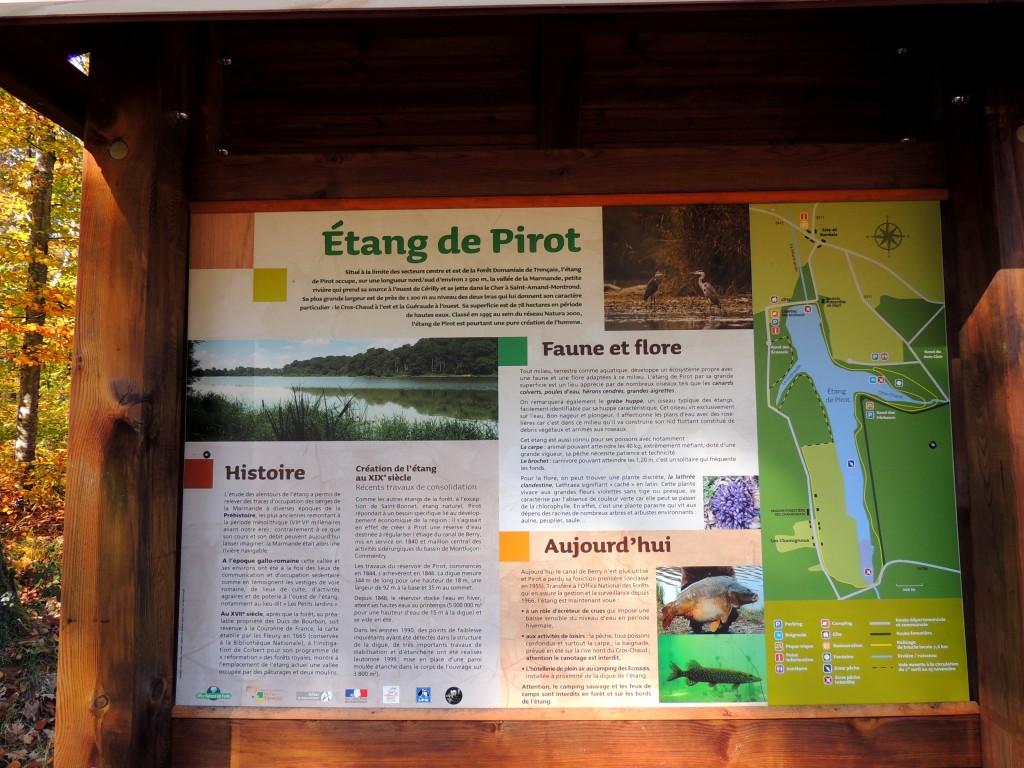 Etang du Pirot 6