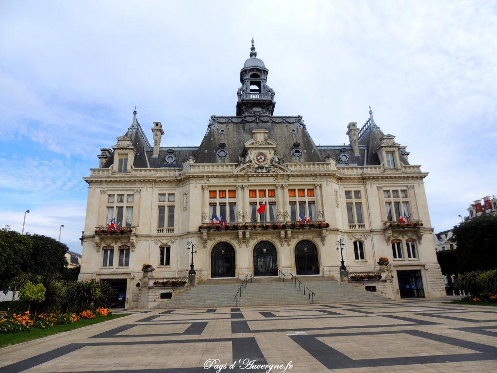 Vichy 1 - Mairie