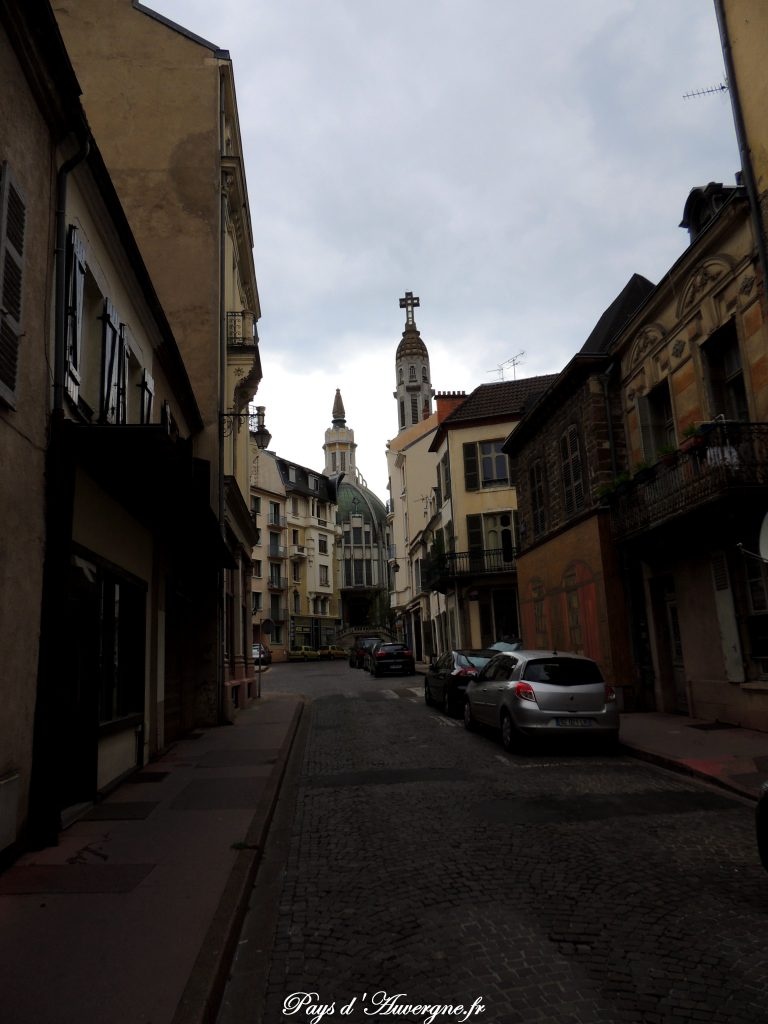 Vichy 11 - Eglise Saint-Blaise