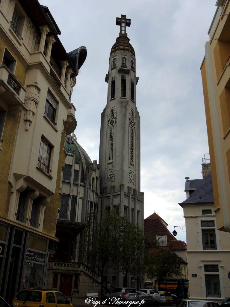 Vichy 12 - Eglise Saint-Blaise