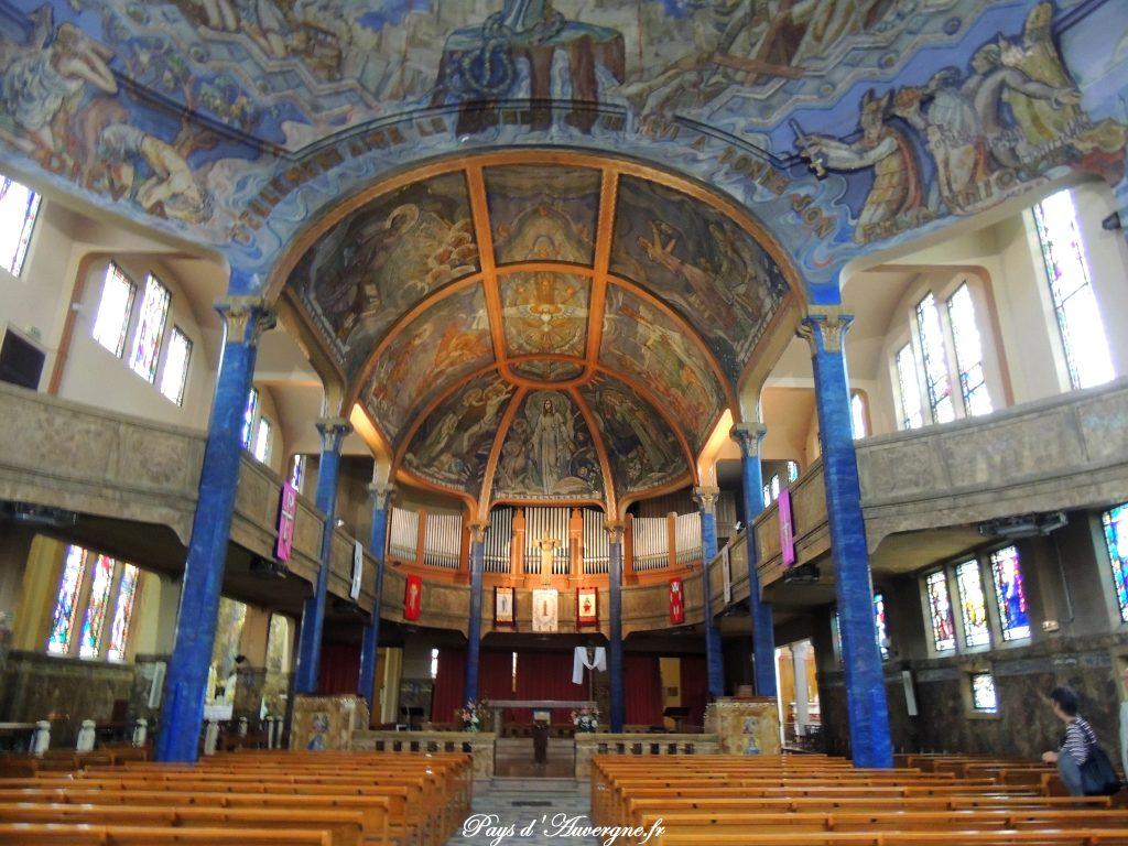 Vichy 16 - Eglise Saint-Blaise