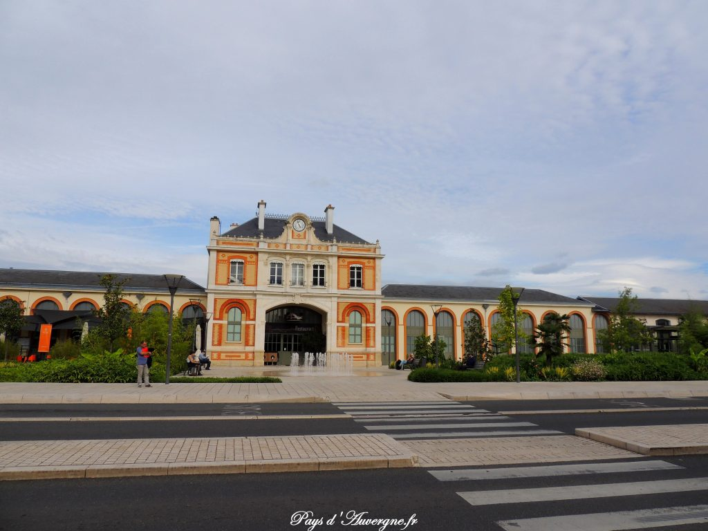 Vichy 172 - Gare