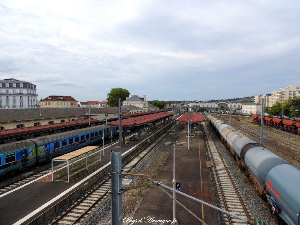 Vichy 173 - Gare