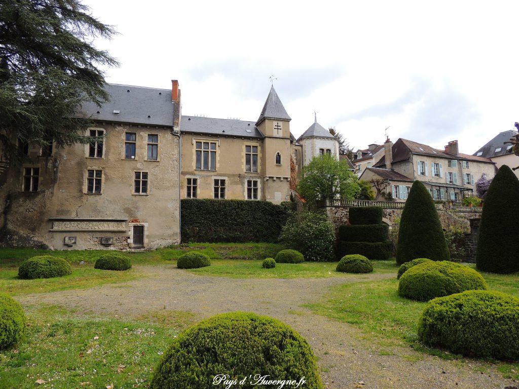 Vichy 176 - Chastel Franc