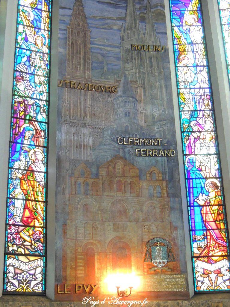 Vichy 19 - Eglise Saint-Blaise