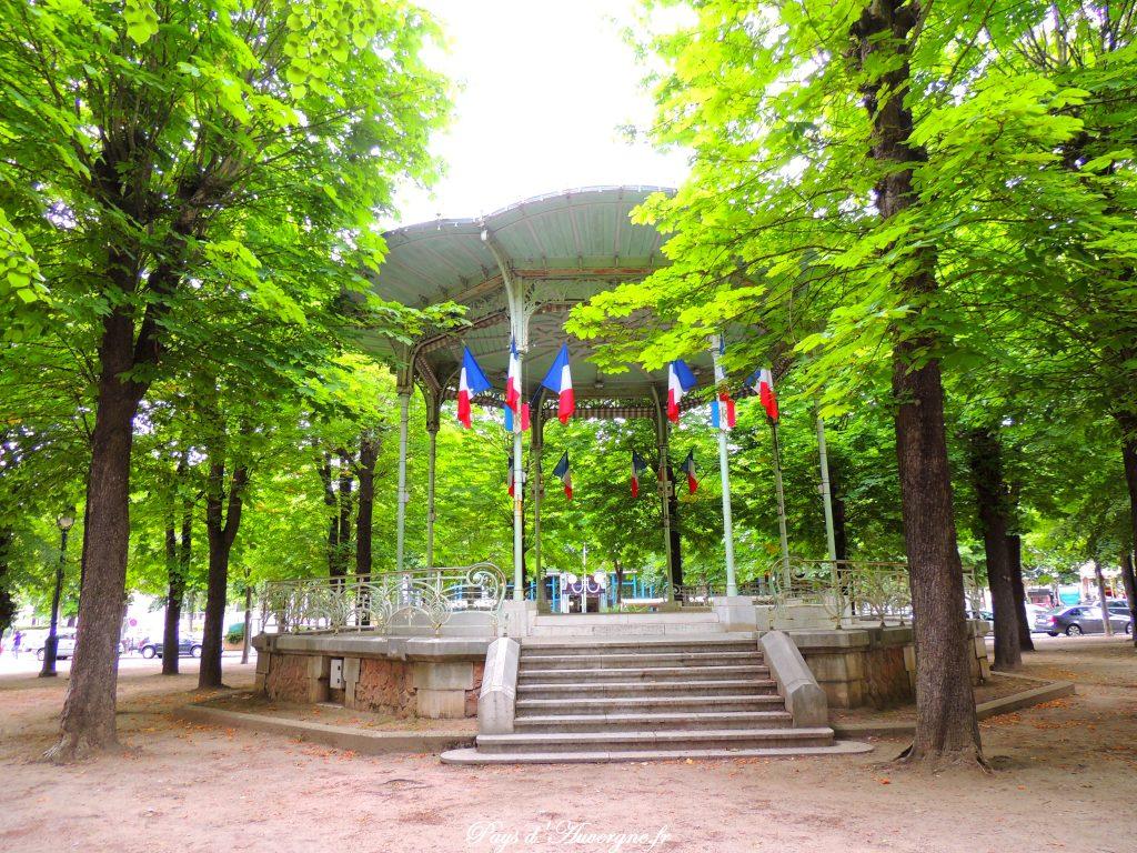 Vichy 207 - Parc