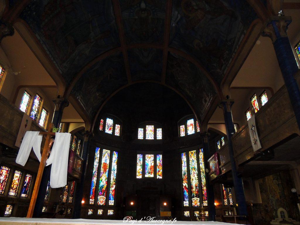 Vichy 26 - Eglise Saint-Blaise