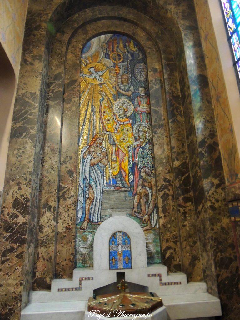 Vichy 27 - Eglise Saint-Blaise