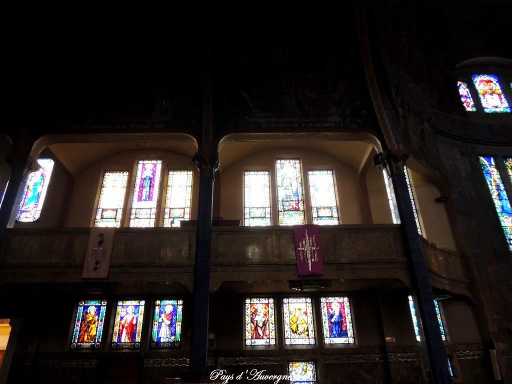 Vichy 28 - Eglise Saint-Blaise