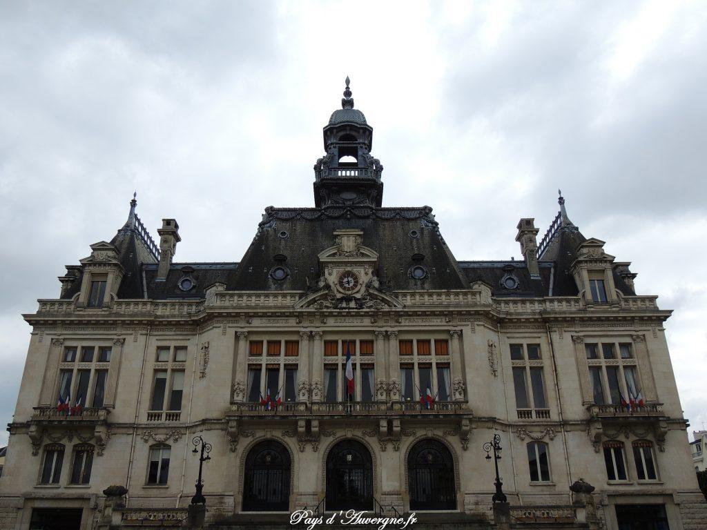 Vichy 3 - Mairie