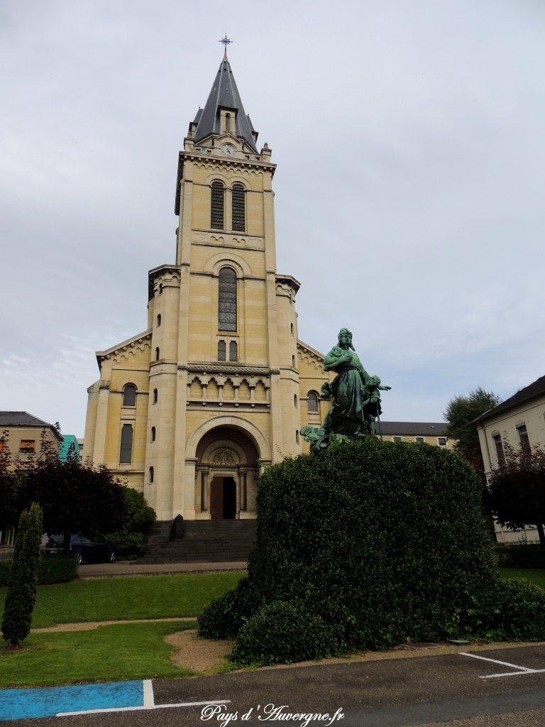 Vichy 40 - Eglise de l'hopital