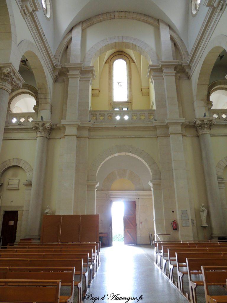 Vichy 43 - Eglise de l'hopital