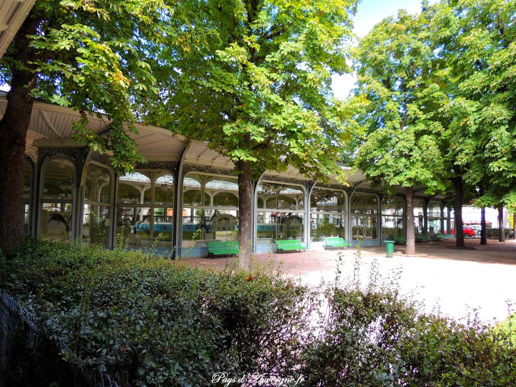 Vichy 86 - Halle des Sources