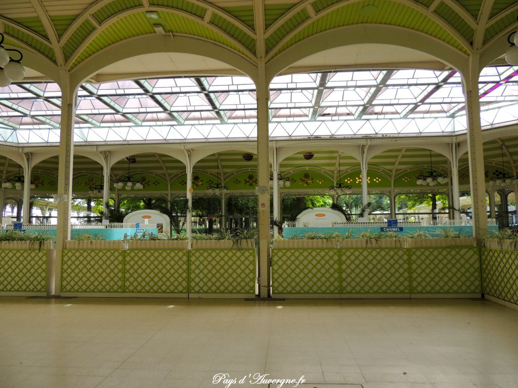 Vichy 87 - Halle des Sources