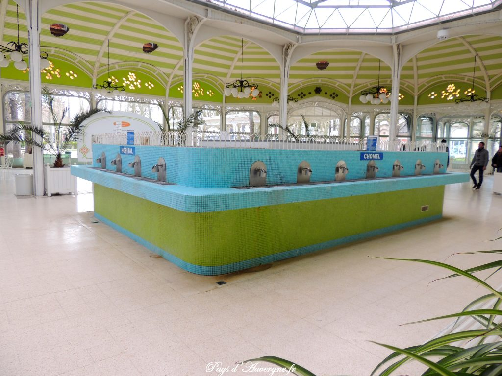 Vichy 89 - Halle des Sources