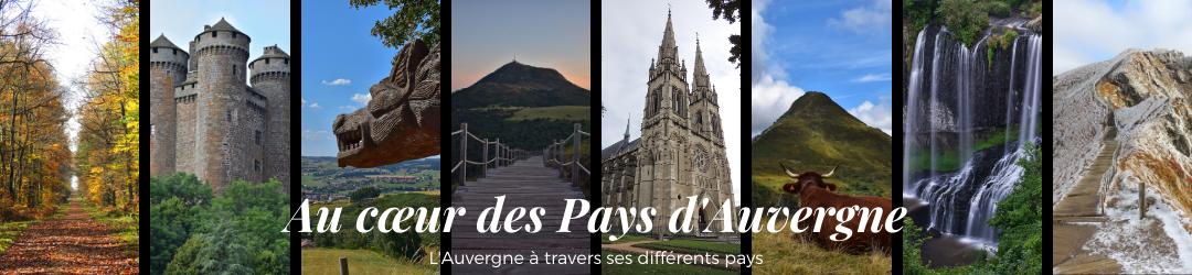 Au Cœur des Pays d'Auvergne